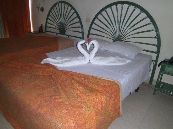 Club Amigo Carisol Los Corales:                   im Hotelzimmer