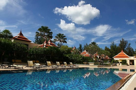 Movenpick Resort Bangtao Beach Phuket:                   Бассейн