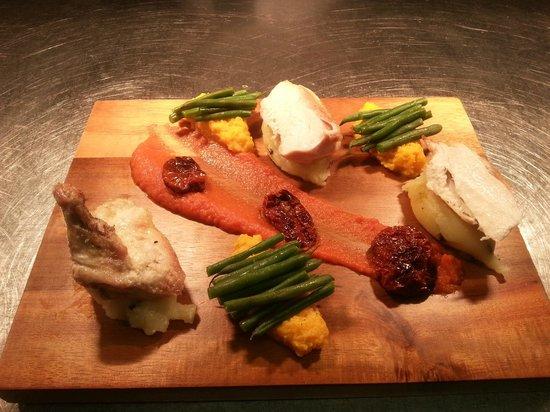 The Smithaleigh Hotel:                   chicken