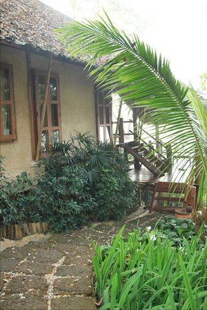 Suanthip Vana Resort:                   my villa
