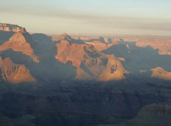 Grand Canyon Jeep Tours & Safaris: Sunset Tour - they know all the best spots to go