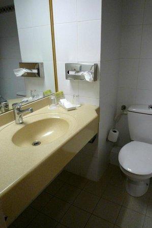 Montefiore Hotel: Montefiore Bathroom