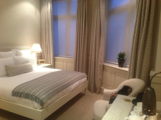 Dean Street Townhouse: Small room