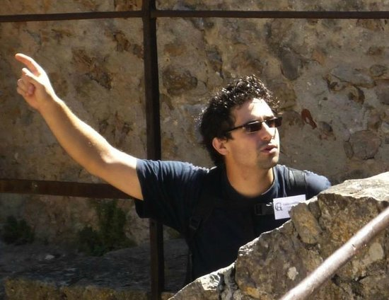 Gabriel Rivas Guide Independant: Le guide en activité