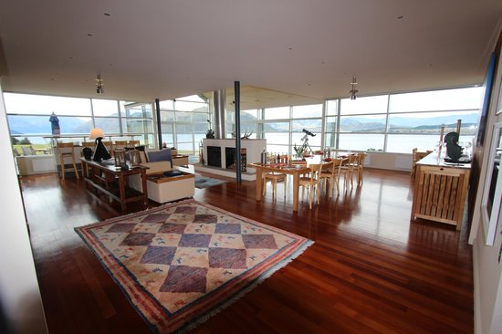 Whare Kea Lodge & Chalet: Function room