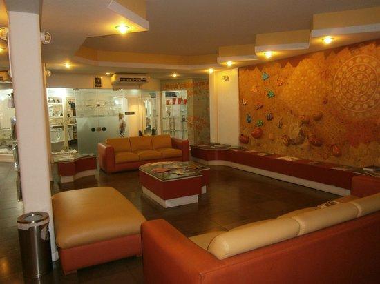 Praiatur Hotel Florianopolis: 4 Ingleses-Praiatur:lobby