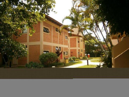 Praiatur Hotel Florianopolis: 3 Ingleses-Praiatur: bloque/deptos con cocina
