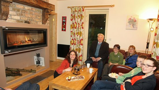 Fermanagh Self Catering: Relaxing with family and friends