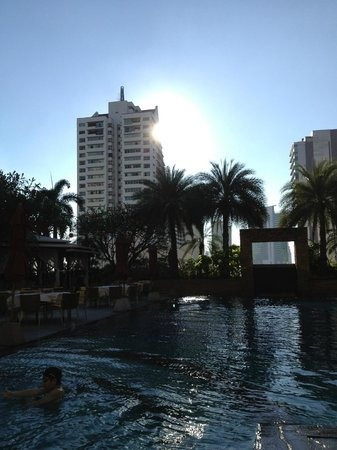 Ascott Sathorn Bangkok:                   Pool