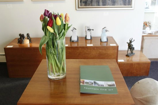 Fountain Fine Art: An image from our Spring Group Exhibition