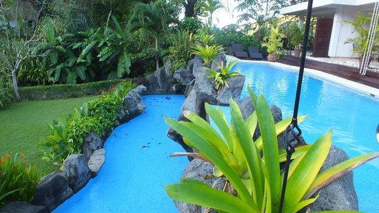 Hotel Pumilio: Une belle piscine