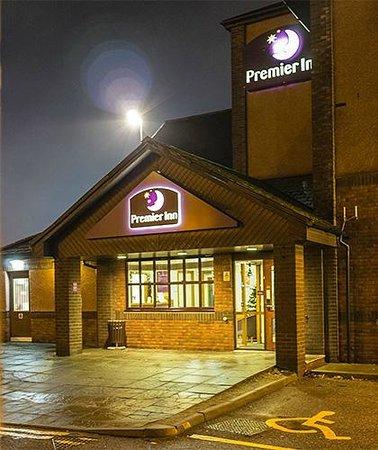 Premier Inn Inverness Centre (Millburn Rd) Hotel: Reception