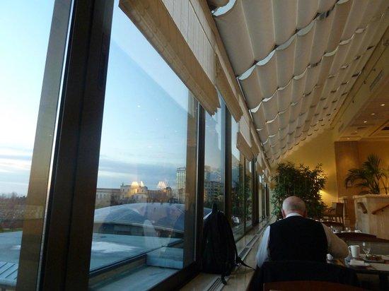 Hilton Istanbul Bosphorus: restaurant