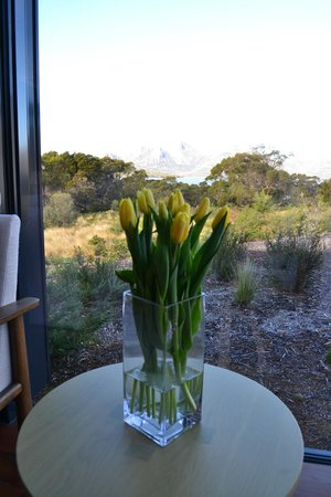 Saffire Freycinet: View from room