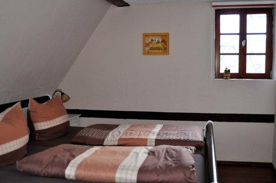 Landhotel im Hexenwinkel:                   Kamer