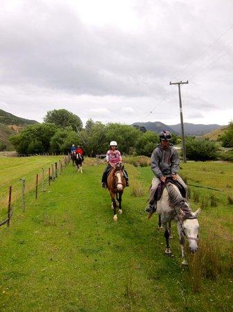 Happy Valley Adventures: on our trek around the valley
