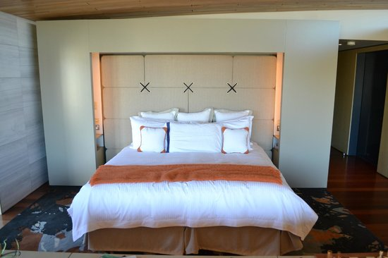 Saffire Freycinet: King bed