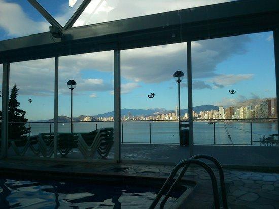 Hotel Benikaktus: piscine