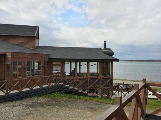 Weskar Patagonian Lodge: restaurant