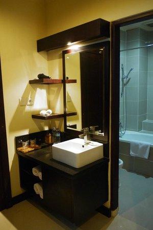 卡奇昂別墅:                   浴室