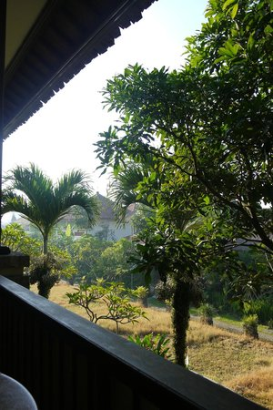 Kakiang Bungalows :                   陽台風景