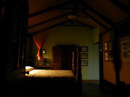 Cocoa Cottages:                   Fou Fou Room Interior