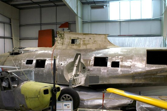 Atlantic Canada Aviation Museum,: PBY-5A Canso