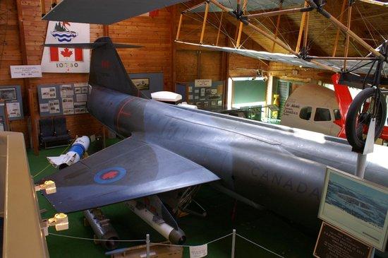 Atlantic Canada Aviation Museum,: CF-104 Starfighter