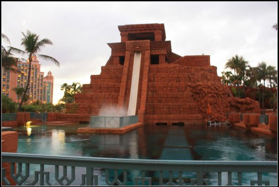 Atlantis, Royal Towers, Autograph Collection: Le temple Maya.
