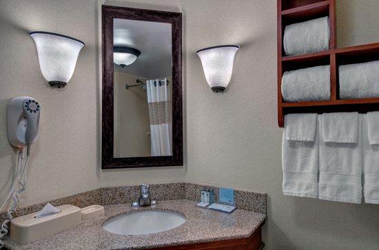 Hampton Inn & Suites Williamsburg-Richmond Rd.: Bathroom