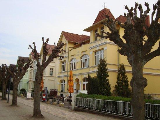 Hotel Villa Seeschlosschen Ahlbeck