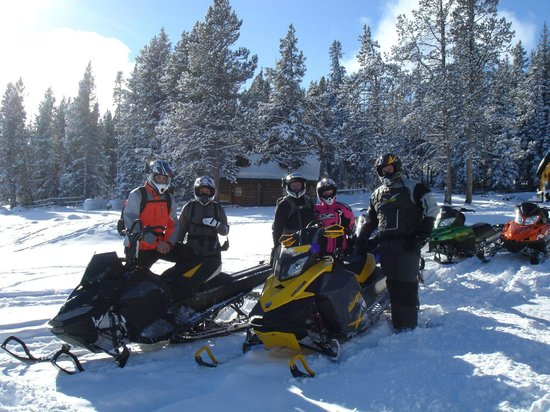 Wyoming High Country Lodge: High Country Lodge 2012