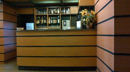 Hotel Le Grazie: Bar