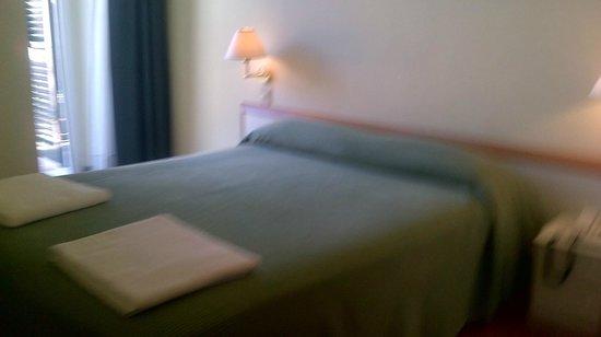 Hotel Le Grazie: camera con balcone