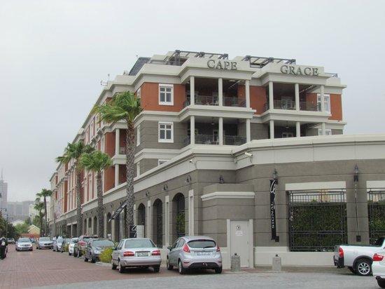 Cape Grace:                   Hotel