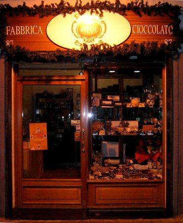 Cioccolateria artigianale PILUC