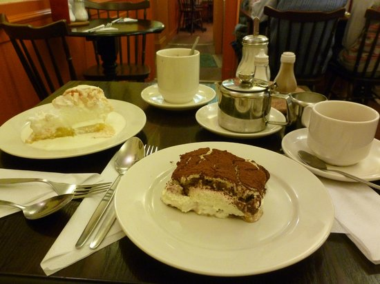 Munchy's : Tiramisu et Lemon Meringue Pie