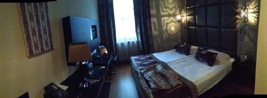 Continental Hotel Budapest: foto della camera standard