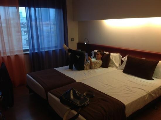 Ayre Hotel Gran Via: camera doppia