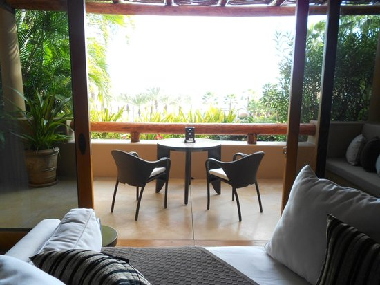 Esperanza - An Auberge Resort:                   open-air rooms