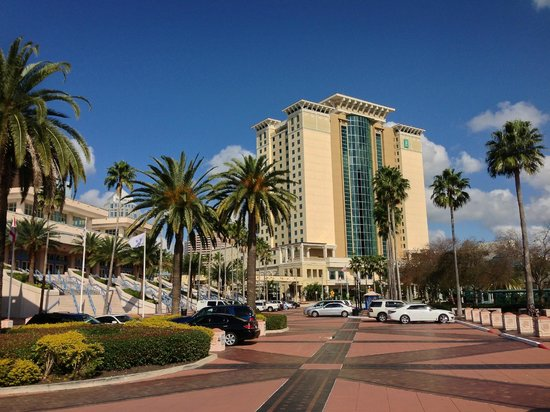 Embassy Suites by Hilton Tampa - Downtown Convention Center:                   Tampa Embassy Suites Convention Center