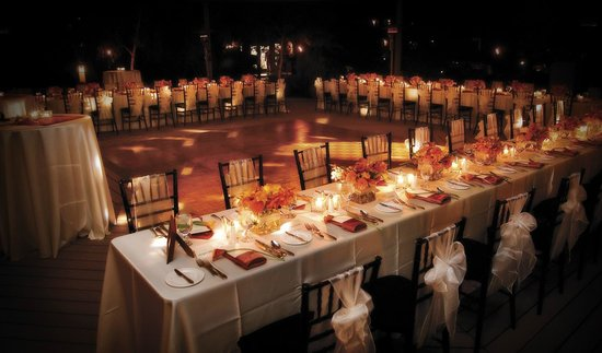 Red Mountain Resort : Private events