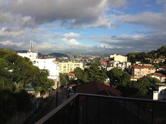 Hotel Santa Teresa - Relais & Chateaux:                   Vista do hotel Santa Tereza