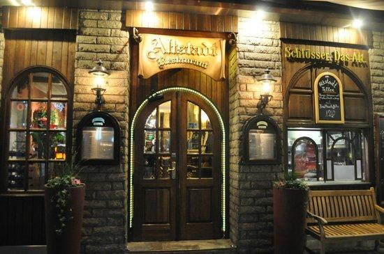 restaurant düsseldorf altstadt