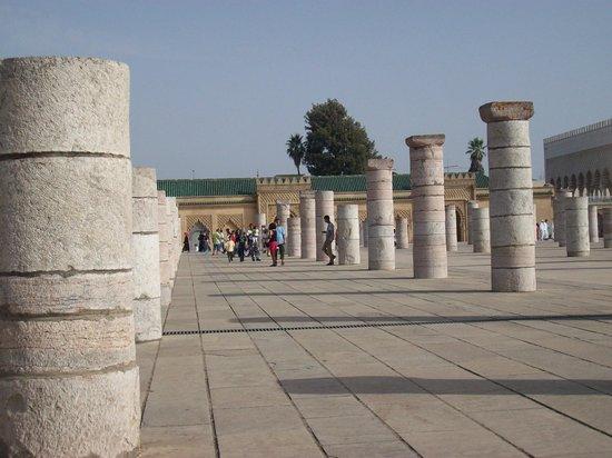 Meczet Hassana II: 20