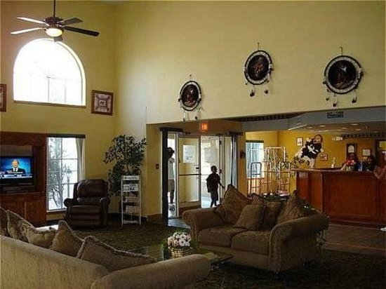 ‪‪Ramada Williams/Grand Canyon Area‬: Lobby‬