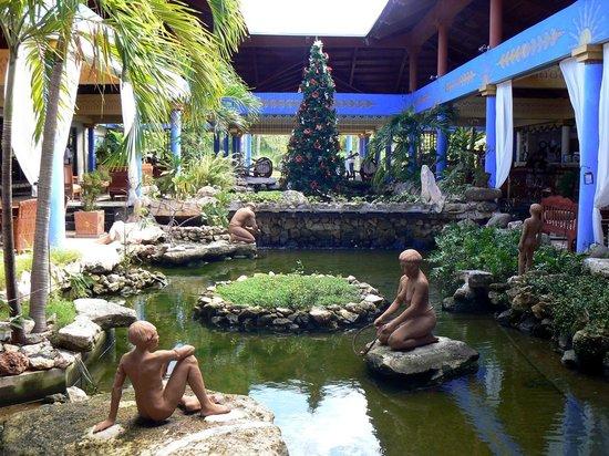 Paradisus Rio de Oro Resort & Spa:                   Ресепшен                 