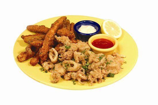 The Pasta House: Fritto Misto
