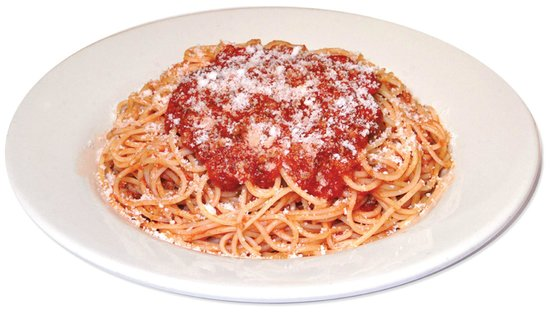The Pasta House: Spaghetti Bolognese