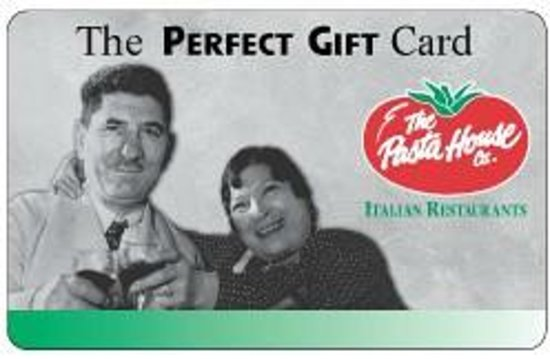 The Pasta House: The Perfict gift for anyone